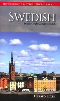 Swedish-English English-Swedish Practical Dictionary By Hille, Harald